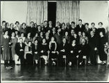 Staff of the Soviet Embassy in London (photograph)
