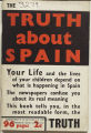 The truth about Spain / by H. R. G. Greaves and David Thomson.