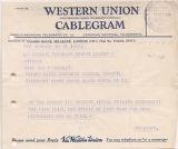Cablegram