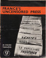 France's uncensored press : an English translation