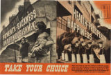 Take your choice (leaflet)